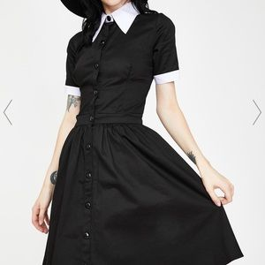 Dr. Faust Wednesday Addams Dress